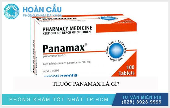 Thuốc Panamax là gì?