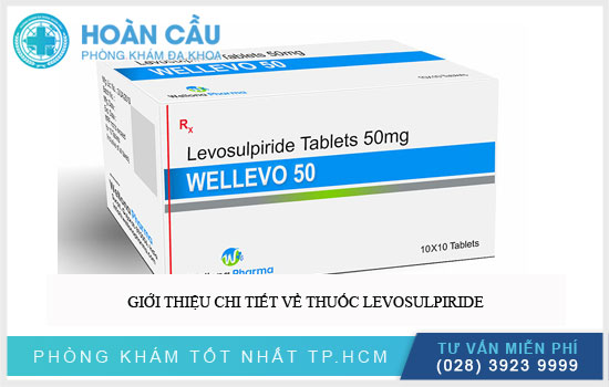 Giới thiệu chi tiết về thuốc Levosulpiride