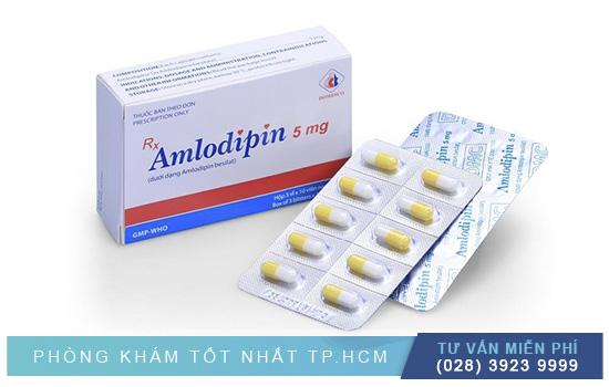 Amlodipin 5 DMC – Thuốc điều trị huyết áp hiệu quả