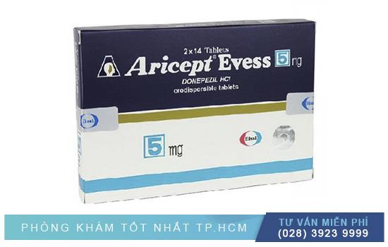Aricept Evess 5mg - Thuốc điều trị mất trí nhớ