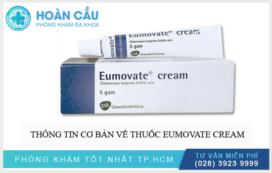Eumovate là loại thuốc gì?