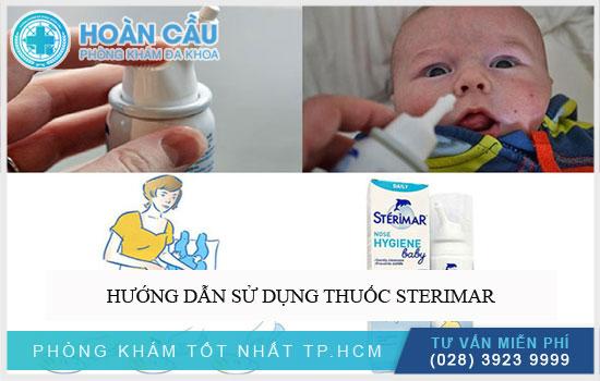 Hướng dẫn sử dụng thuốc Sterimar