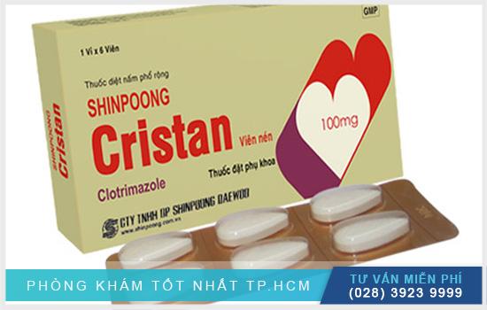 Giới thiệu thông tin về thuốc Cristan