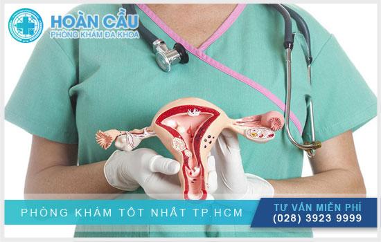Điều trị u xơ tử cung tại địa chỉ y tế uy tín