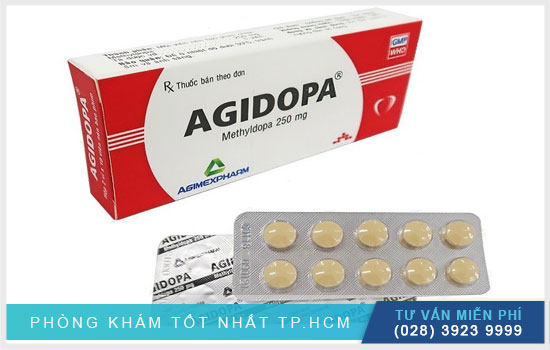 Thuốc Agidopa Agimexpharm 2x10: Hướng dẫn sử dụng chính thức