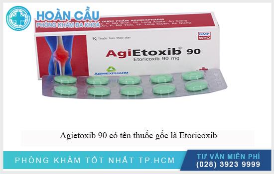 Agietoxib 90 và những điều cần nắm khi dùng thuốc