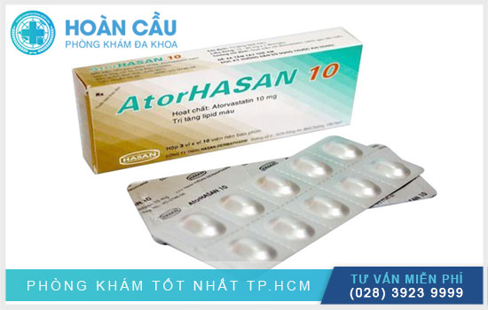 Atorhasan 10Mg là thuốc gì và sử dụng như thế nào?
