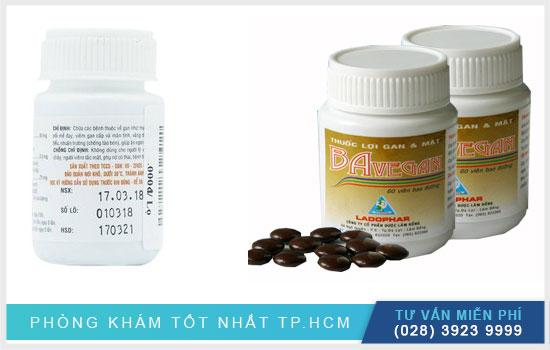 Bavegan Ladophar 60V: Thuốc điều trị bệnh gan an toàn, hiệu quả