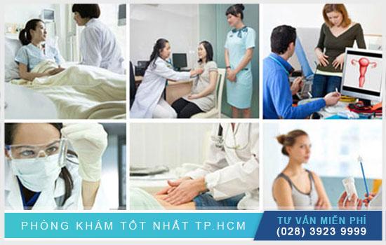 Các phương pháp điều trị bệnh huyết trắng