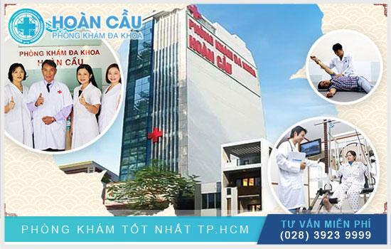 Đa Khoa Hoàn Cầu mang lại dịch vụ y tế chất lượng cao