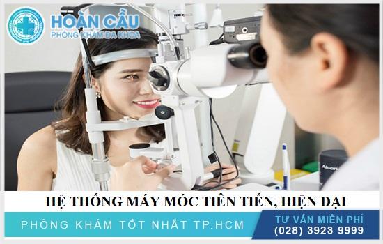 Hệ thống máy móc của bệnh viện hiện đại