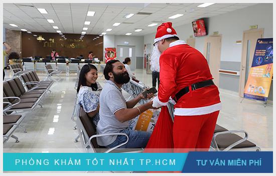 Bệnh viện mang đến dịch vụ chất lượng nhất