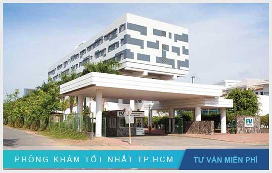 Bệnh viện FV - chuyên nam khoa uy tín TPHCM