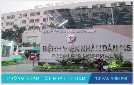 hình ảnh bệnh viện tim 115