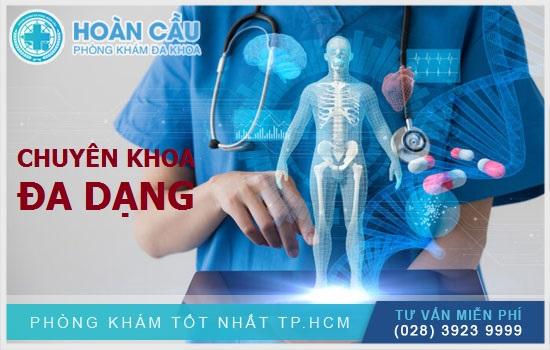 Bệnh viện Nhân dân Gia Định đa dạng về chuyên khoa