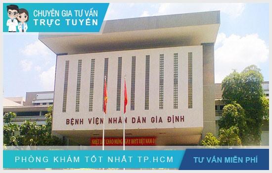 Hình ảnh Bệnh viện Nhân dân Gia Định