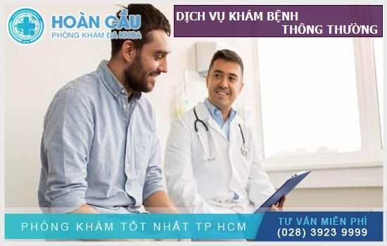Bệnh viện Quận 8 cung cấp dịch vụ khám bệnh thông thường