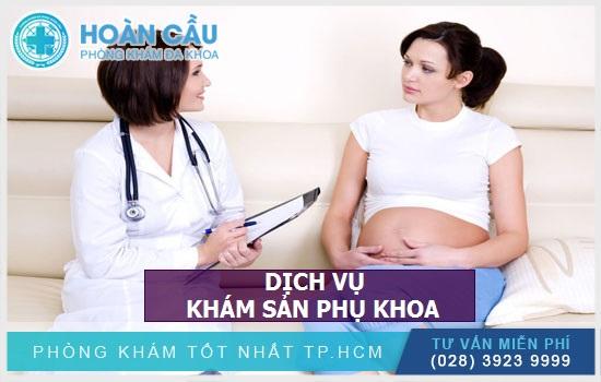 Dịch vụ thăm khám và theo dõi thai kỳ tại bệnh viện