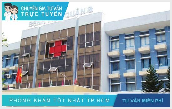 Bệnh viện Quận 8 được xếp hạng II và có quy mô vừa