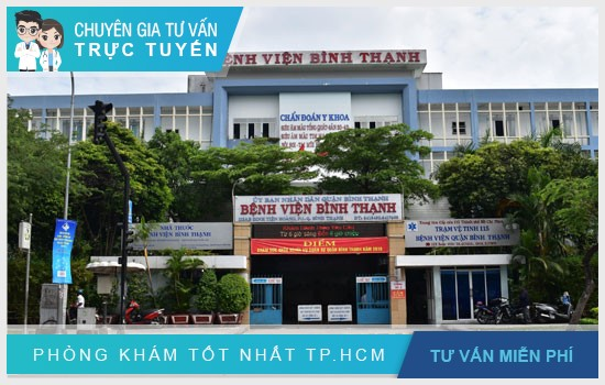 Bệnh viện quận Bình Thạnh là địa chỉ khám chữa bệnh quen thuộc của người dân