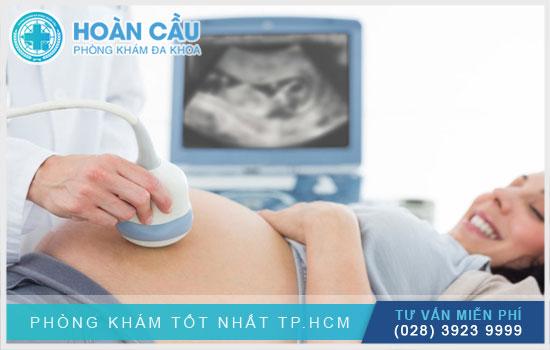 Khoa sản – siêu âm, tư vấn và chăm sóc sức khỏe thai kì