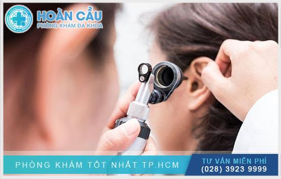 Chuyên khoa Tai mũi họng là một trong những thế mạnh của bệnh viện