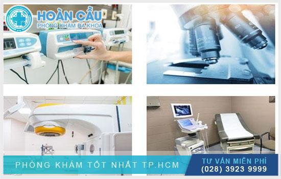 Bệnh viện quận Thủ Đức có cơ sở vật chất hiện đại