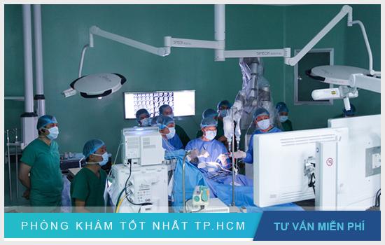 công nghệ tiên tiến bệnh viện tim 115
