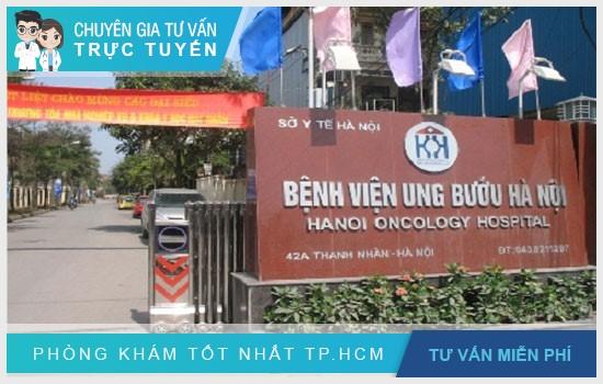 Bệnh viện Ung Bướu Hà Nội là bệnh viện chuyên khoa Ung thư hạng I