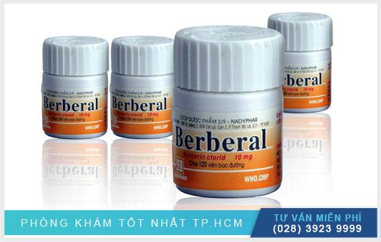 Berberal là thuốc chữa bệnh gì? Phòng khám Đa khoa hoàn cầu giải đáp