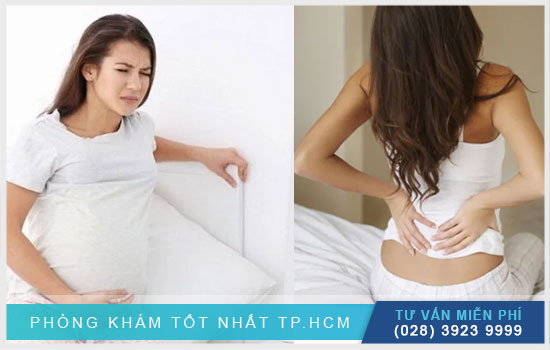 Nguyên nhân đau bụng dưới và lưng trong thai kỳ
