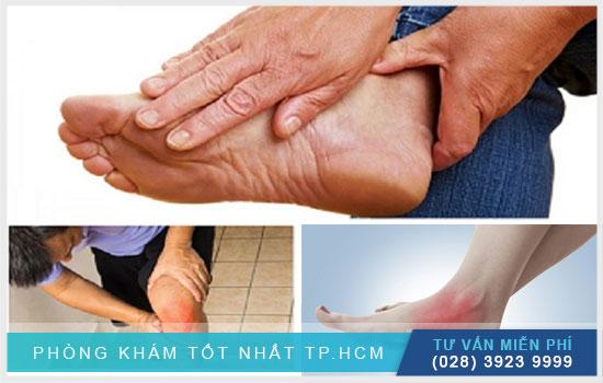 Bị đau nhức chân nên làm gì để thuyên giảm?