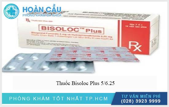 Bisoloc Plus 5/6.25 là thuốc gì? Cách sử dụng hiệu quả