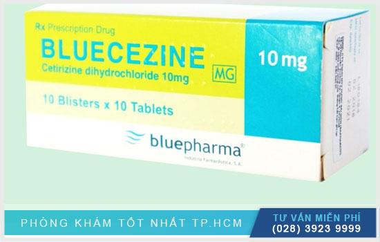 Bluecezine là gì?