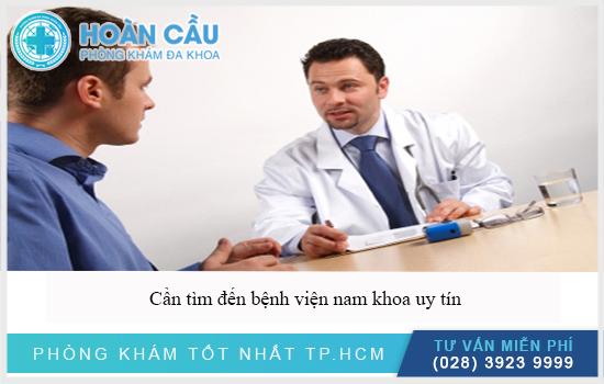 Cần tìm hiểu địa chỉ bệnh viện nam khoa uy tín