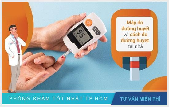 Cách đo đường huyết tại nhà bằng máy chính xác