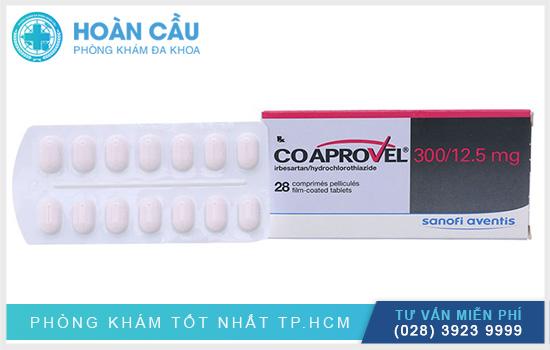 Lưu ý cách dùng thuốc Coaprovel 300/12,5
