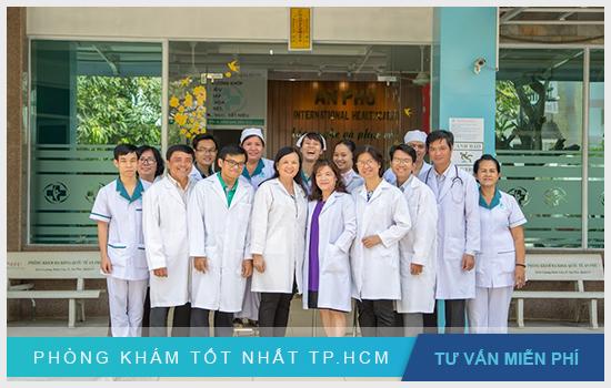 phòng khám chuyên điều trị nam khoa quận 2