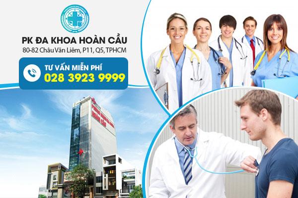 Cơ sở khám nam khoa uy tín tại địa bàn TPHCM quận 5