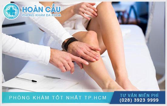 Đau nhức bắp chân cảnh báo những căn bệnh xương khớp nguy hiểm