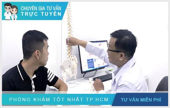 Đa Khoa Hoàn Cầu - địa chỉ chuyên khám chữa bệnh xương khớp tốt nhất TPHCM