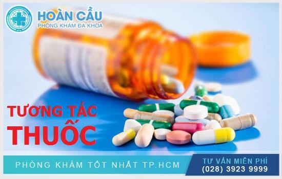 Diazepam có thể tương tác với thuốc giảm đau, thuốc trị ho