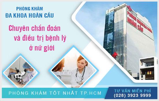 phòng khám chuyên phụ khoa tại tphcm