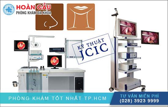 Phương pháp JCIC - Đánh bay nỗi lo viêm xoang an toàn