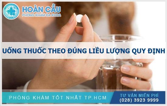 Sử dụng thuốc Digoxin theo đúng liều lượng bác sĩ chỉ định