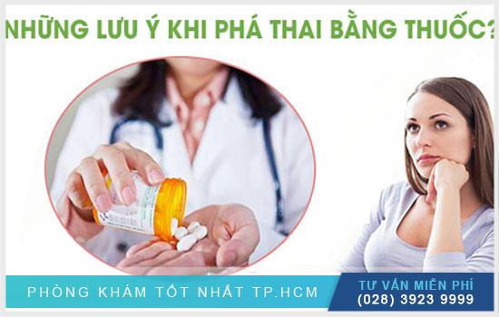 Cơ sở bán thuốc phá thai an toàn TPHCM