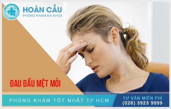 Người dùng có thể bị đau đầu mệt mỏi khi sử dụng Halixol