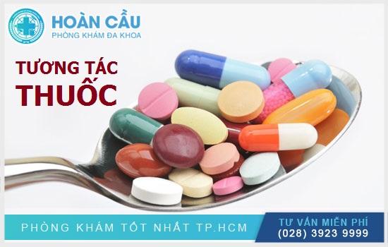 Halixol có thể tương tác với thuốc chống ho và thuốc kháng sinh