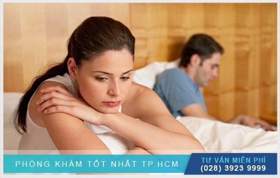 5 lý do chị em không có cảm xúc khi quan hệ với chồng