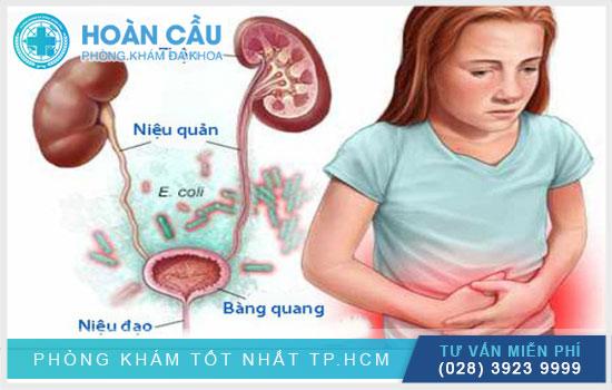 Viêm niệu đạo căn bệnh phổ biến ở cơ quan sinh dục